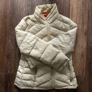 Calvin Klein packable lightweight down coat Sz M